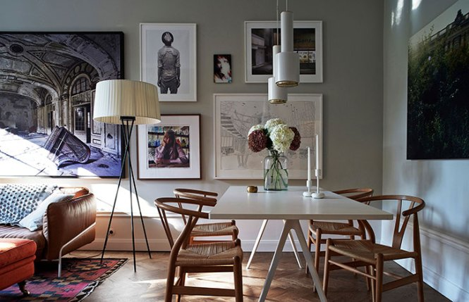 Apartment For Art In Stockholm Photos Ideas