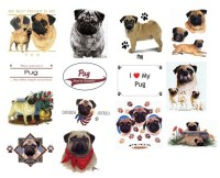 Pugs: Pug apparel, clothing; t-shirts, sweatshirts, hoodies