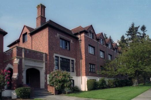 Harrington Hall  University of Puget Sound