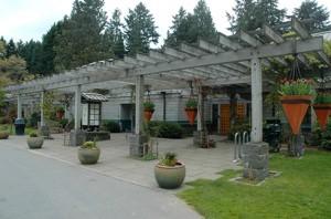 Graham Visitor Center at the UW Arboretum where PSBA meetings are held.