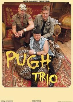 Pugh trio turneaffisch 2010