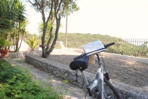 Tra collina e mare in bicicletta