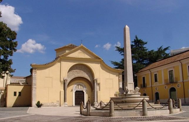 Chiesa di Santa Sofia (712 d.c.) - Benevento