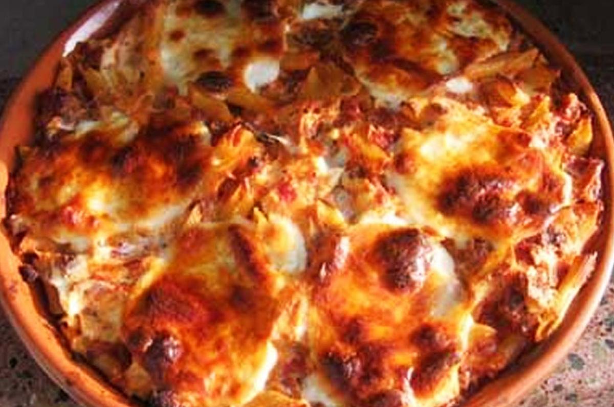 Pasta al forno alla pugliese la ricetta classica  Pugliacom