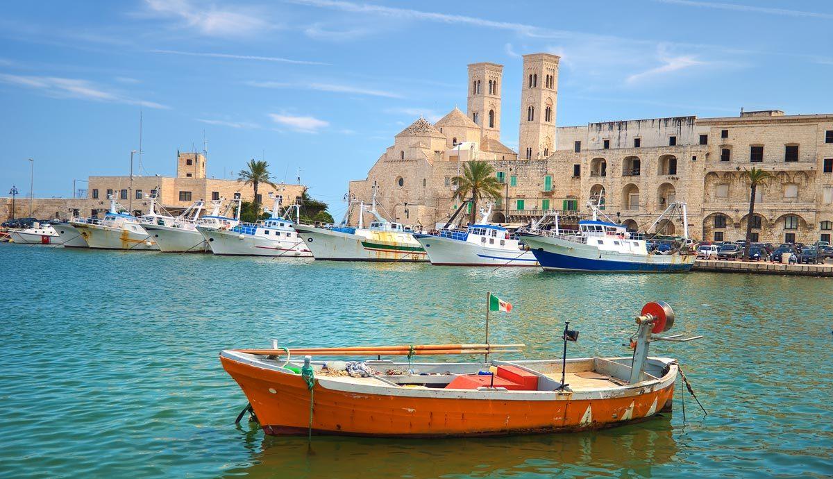 Cosa vedere a Bari - 5 Consigli | Puglia Cycle Tours