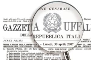 Gazzetta Ufficiale concorsi 4