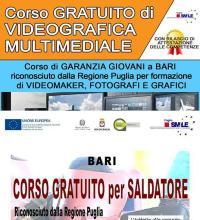 Corso Videografica e Saldatori SMILE Puglia