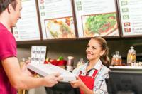 offerta di lavoro per Addetti caffetteria e ristorazione veloce