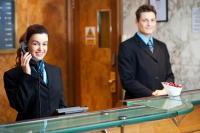Receptionist Hotel, offerta di lavoro