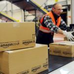 Amazon, lavoro per Magazzinieri