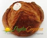 Pane di Altamura DOP basso