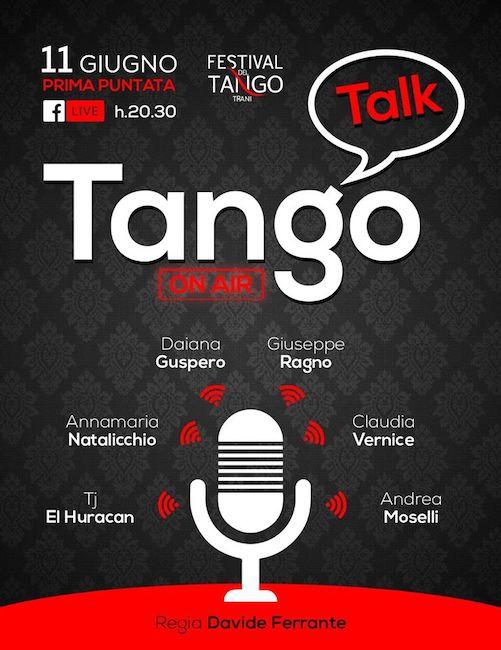 grafica tango talk