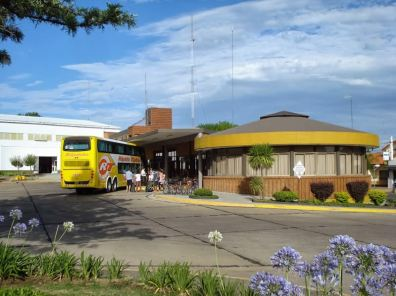 Terminal de Omnibus de Libertador San Martín - Puiggari
