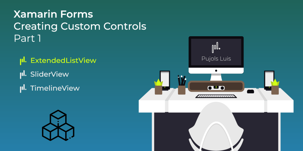 Creating Custom Controls Part 1: ExtendedListView Endless Scrolling + TappedCommand