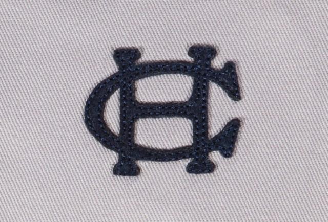 Custom applique felt patch