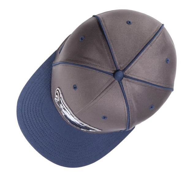 Pukka hat with 5 panel piping