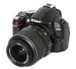 Nikon D3000 user manual