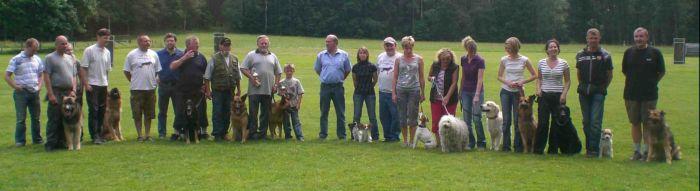 Hundeabitur Mannschaft