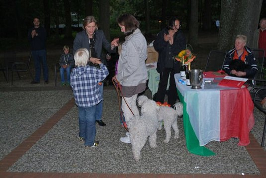 Klubausstellung in Haltern am See Unterstützung