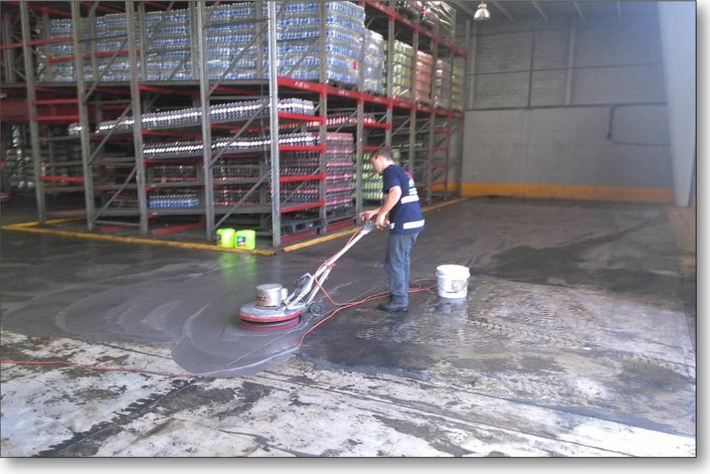 lavado de pisos alex