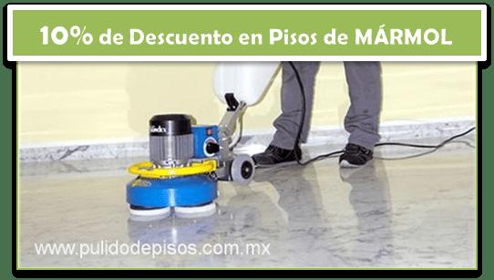 DESCUENTO EN PULIDO DE PISOS DE MARMOL CLEAN CENTER