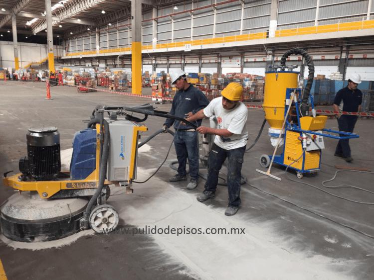 concreto pulido