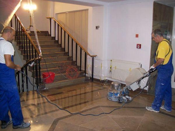 pulido de pisos express