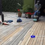 lijado de madera