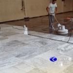 pulido de piso de marmol santo tomás