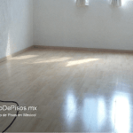 sellado y abrillantado de piso