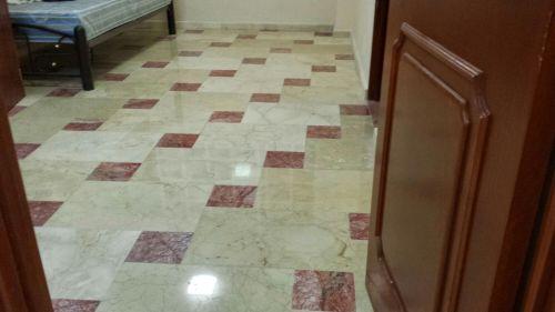 Pulidores de pisos de mármol