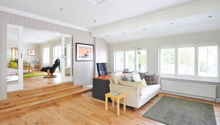 como hacer mantenimiento y pulido de pisos de madera