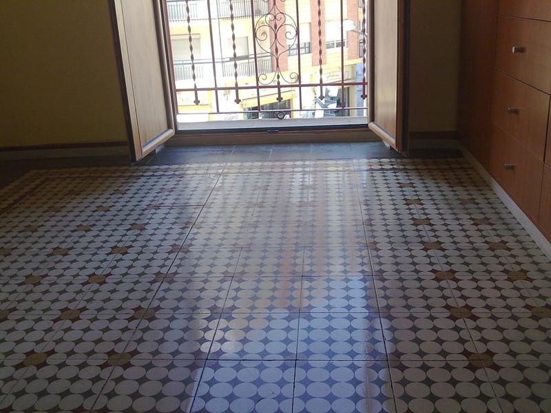 Reparar Mosaico Hidrulico