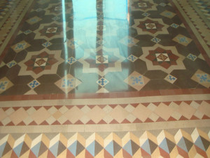 abrill mosaic
