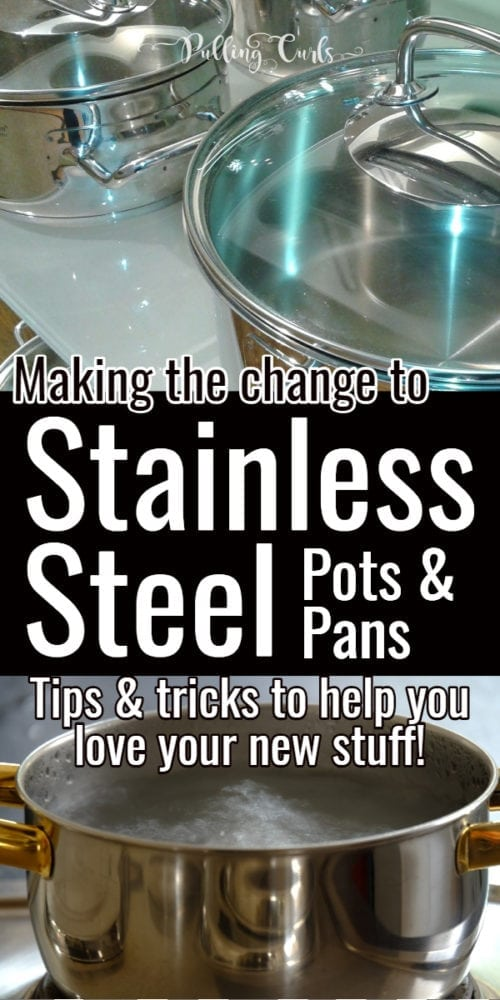 stainless steel cookwear