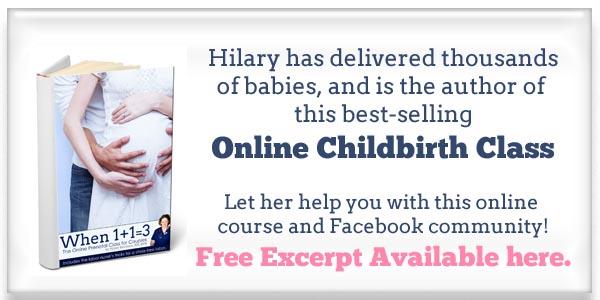 prenatal header ad