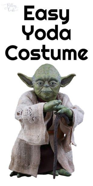 Make a Yoda Costume