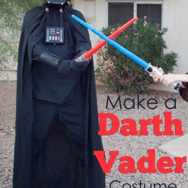 Make a Darth Vader Costume