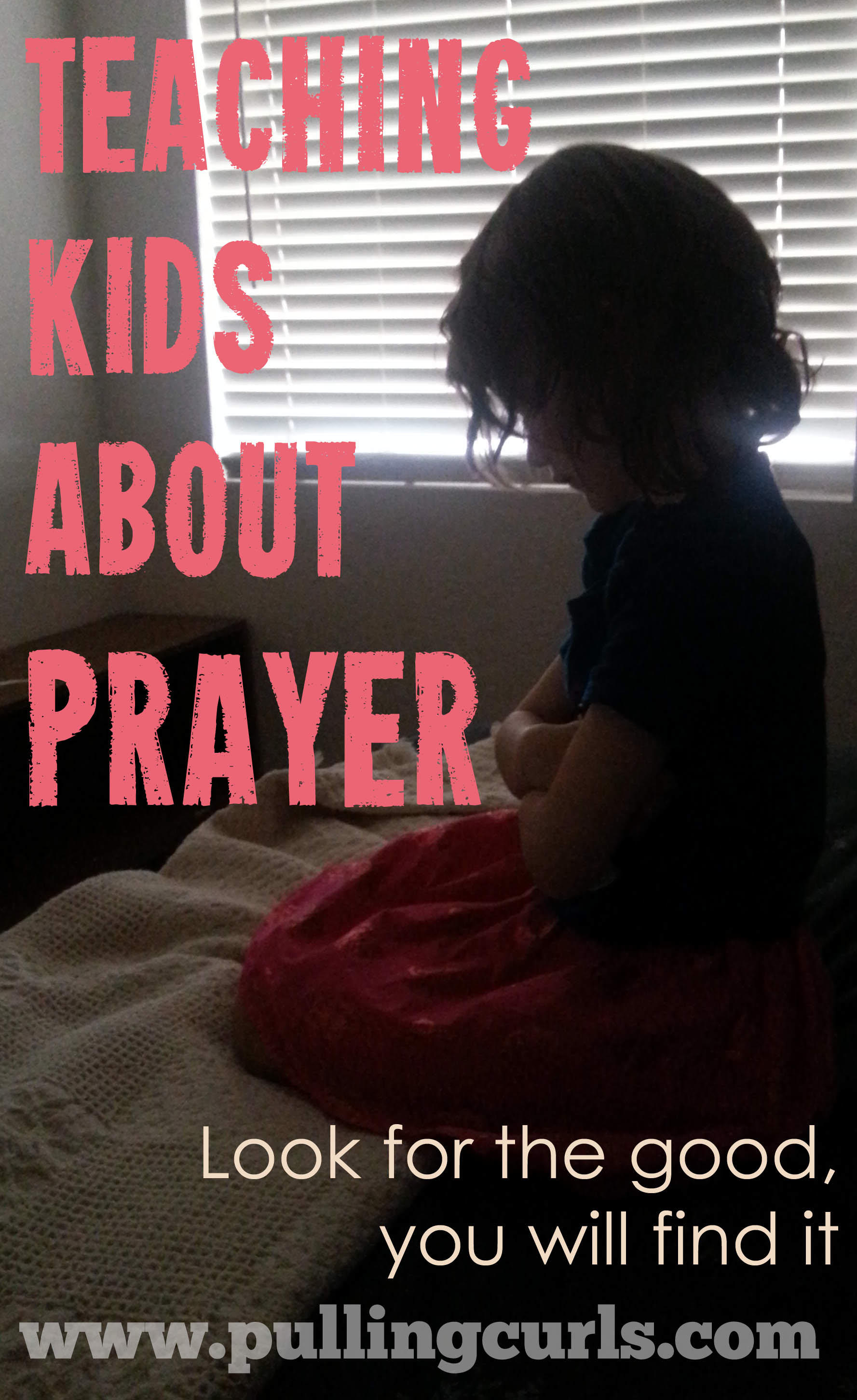 Teaching prayer to kids - LDS - Families - life - answers