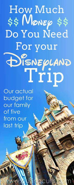 In this post you'll learn about Disneyland food prices 2019, how much Disneyland spending money 2019. Also, how much money should I take to Disneyland for 3 days? There is nothing better than cheap Disneyland family packages -- I know because I always use Get Away today. They've taught me to do Disney cheap 2019! via @pullingcurls