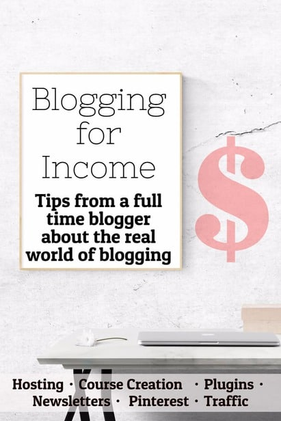 Blogging | beginners | intermediate | advanced | courses | Pinterest | traffic via @pullingcurls