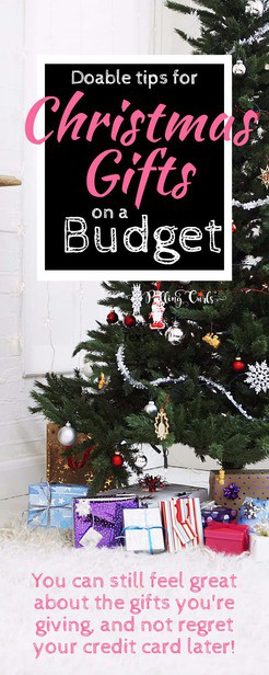 Christmas gifts on a budget / frugal / kids / rules / holidays via @pullingcurls