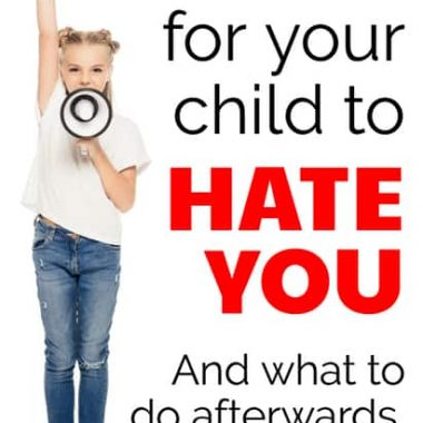 Why My Kids Hate Me: And why that's ok
