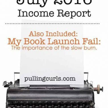 July saw a lot of fails but one HUGE success. Come find out what it was, and how I'm fixing the fails.