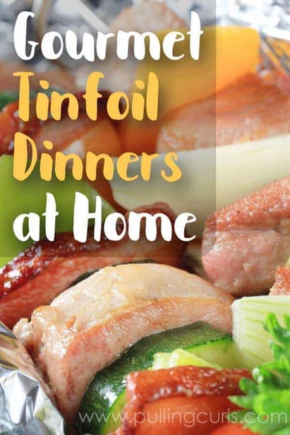 Making tinfoil dinners at home can be a fun treat for your family, plus everyone can customize it just the way they like.