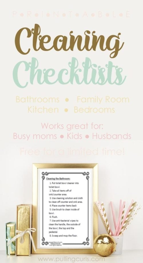 cleaning list   deep   printable   for kids   daily   husband   by room   weekly   for house   detailed   whole house