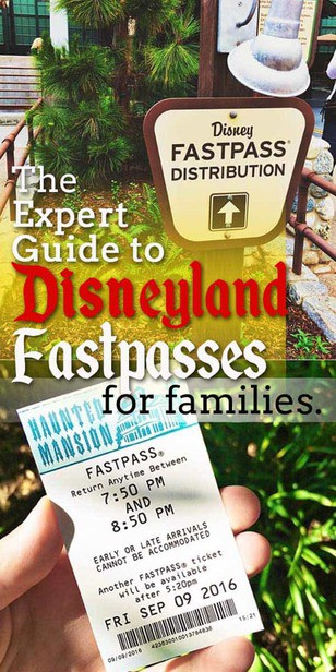 Fastpasses Disneyland   tips   guide   how to use   CA Adventure