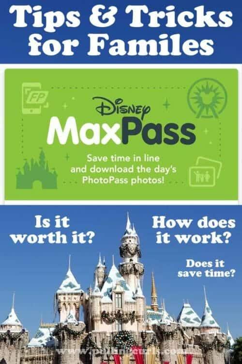 Disneyland MaxPass Tips & Tricks