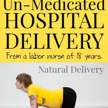 Natural hospital delivery