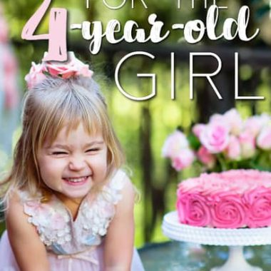 Gift Ideas for 4 Year Old Girl